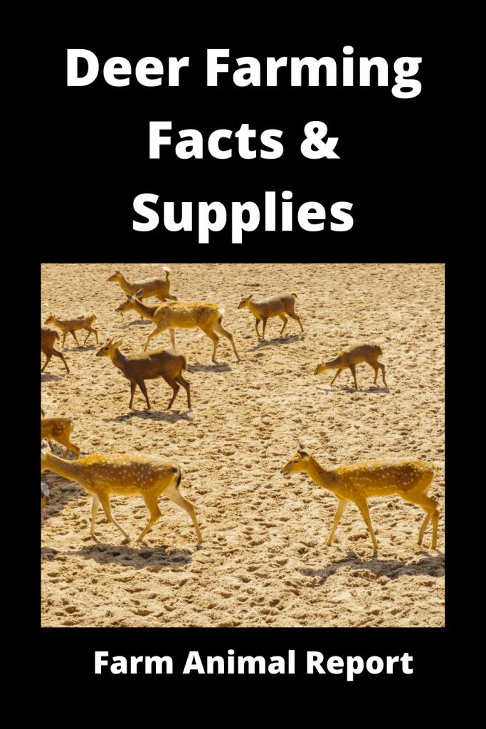 Deer Farming Facts & Supplies 2